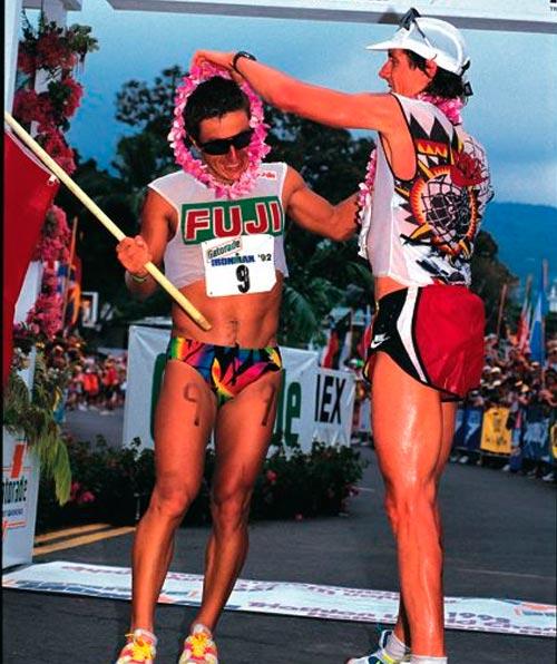mejor triatleta sudamericano en la historia del triatlon ironman de hawaii