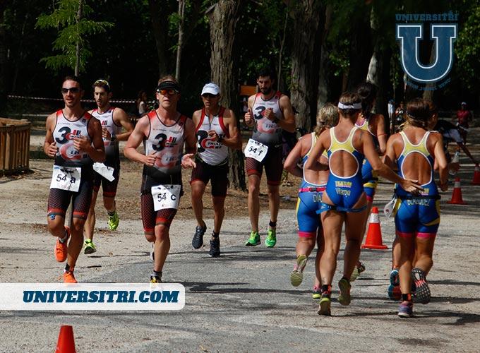que es la modalidad de triatlon crono por equipos