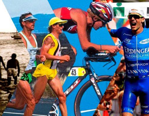 toda la historia del triatlon ironman de hawaii año a año