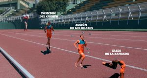 técnica de carrera en triatlón secretos y fundamentos
