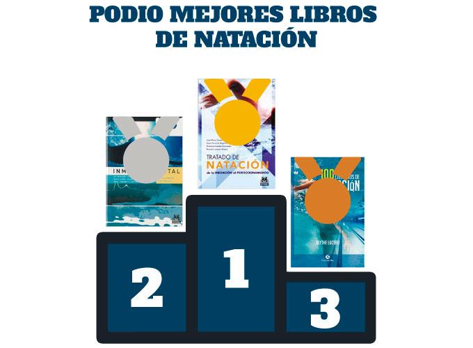 mejores libros de natación, opinión final y los mejores libros de entrenamiento de natación