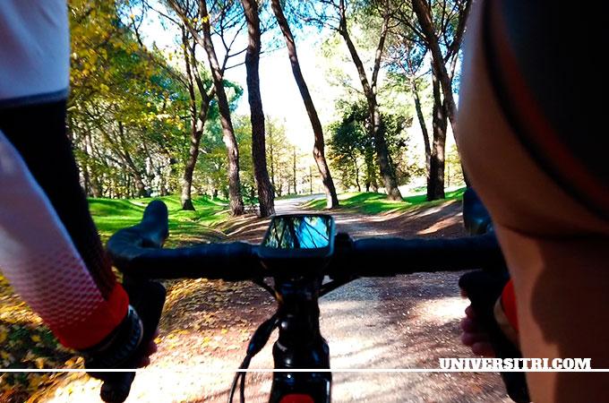 entrenamiento de ciclismo gravel y su entrenamiento fisiológico